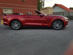 2016 Ford Mustang GT Premium Cabriolet