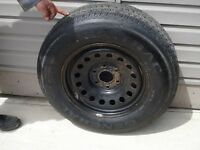 FORD TIRE AND RIM FOR SALE