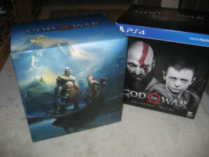 PS4 - God of War BOXES ONLY