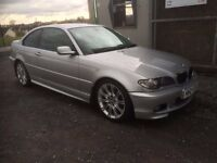 2006 bmw 320cd m sport full history 140k 2 owners from new sports seats really clean no faults