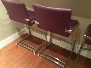 Counter height stools  - $25 each OBO
