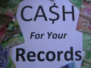 Instant Cash for your LP Record Collection. Fair prices paid.