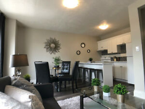 1 Bed + Den Upstairs Unit ! Ensuite Laundry! Newly Renovated!