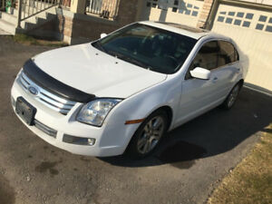 2007 Ford Fusion SEL $3500- SERIOUS BUYER ONLY
