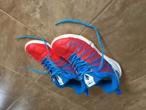BRAND NEW! SIZE 11 US BADMINTON SHOES Edmonton Edmonton Area image 2