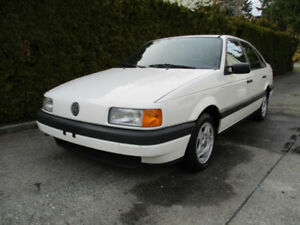 Mint - 1991 VW Passat - Low KMs