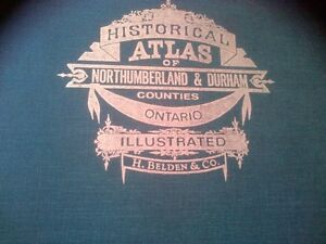 Northumberland & Durham Counties Historical Atlas