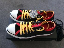 Converse Century Project Trainers Size 9 Special Edition with Double Uppers