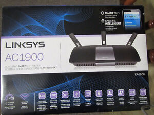 Linksys AC1900 Dual Band Smart Wi-Fi Router