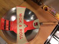 """Wok - brand new 13"""" wok"""