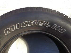 Pneus Michelin  LTX MS LT 275 65 R18