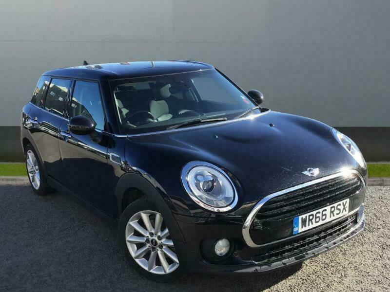 Mini Clubman 20 Cooper D 6dr Chili Pack In Middlesbrough North