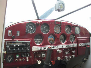 Luscombe 8F High Performance Lycoming PowerEd Airplane Williams Lake Cariboo Area image 3