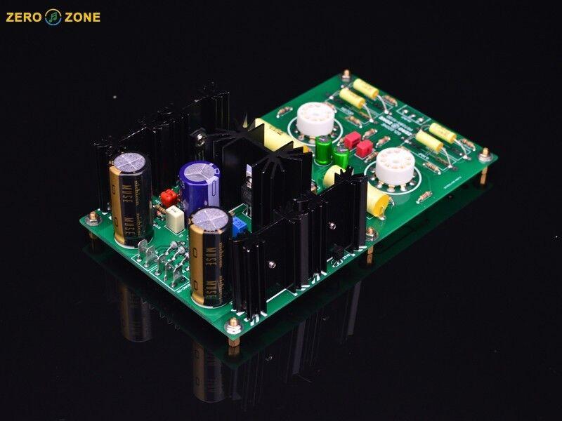 HIGH-END Version PRT09A Tube Buffer preamp PCB Base on UK Musical Fidelity X10-D