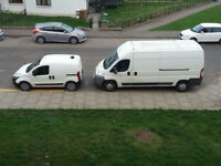 Man With Small and Big Van mobile: 07955073270