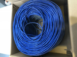 __ETHERNET WIRE__ HI  quality__full BOX 1000ft