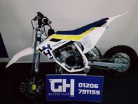 2017 HUSQVARNA TC50 | EXCELLENT CONDITION | JUST 8 HOURS USE | SX 50 TC 50
