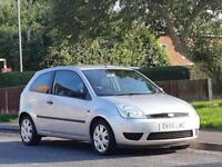 Ford Fiesta 1.25 2005.5MY Style Climate