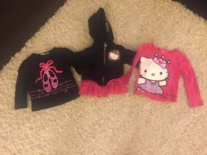 Girls brand name lot size 3T (5 items)