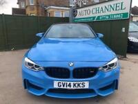 2014 BMW M4 3.0 DCT (s/s) 2dr