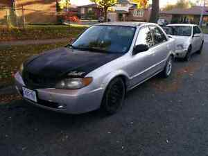 2001 Mazda Protege 2.0L 5 Speed Certified Etested