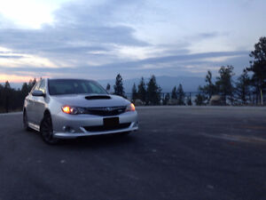2010 SUBARU WRX LIMITED (Leather, Sunroof, etc) $18000