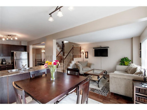 Beautiful 4 bedrooms, end unit, town home in Kanata North