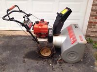 "2003 Craftsman 10hp 32"" Snowblower"