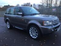 2007/07 Land Rover Range Rover Sport 3.6TD V8 HSE