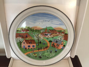 Spring Collector Plate - Naif