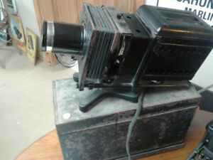 Bausch and Lomb Camera