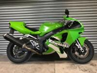 Kawasaki ZX7r TRACK BIKE ((( FULL MOT NEW TYRES )))
