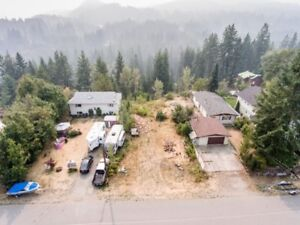 Large lot in Kaslo BC!