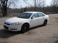 2006 Chevrolet Impala Police Certified & Etested
