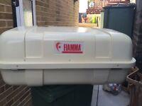 Fiamma roof box suit camper like new