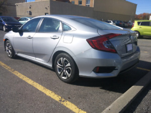 Who's looking take over a 4 year lease of a Honda Civic Sedan?
