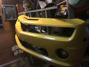 Selling 2010 Camaro SS front bumper