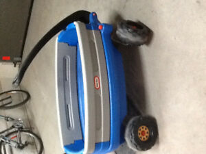 Brouette Little Tikes excellente condition