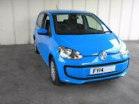 2014 /14 Volkswagen Move Up! 1.0 ( 60ps ) 2014MY 5DR (AIRCON)
