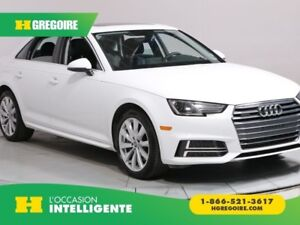 2018 Audi A4 Komfort A/C MAGS BLUETOOTH TOIT OUVRANT