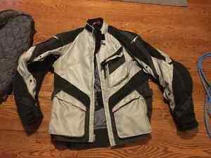 Teknic motorcycle jacket - 46 (XL)