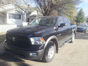 2010 Dodge Ram 1500 SLT TRX4 with OOP inspection done in March!