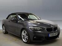BMW 2 Series 220d M Sport 2dr Step Auto