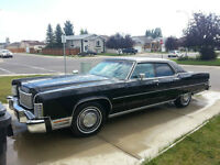 Beautiful Classic - 1974 Lincoln Continental