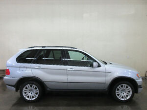 2002 BMW X5 4.6 is AWD