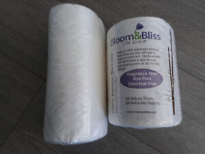 Cloth diaper bamboo liners