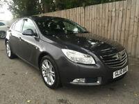 2010 10 Vauxhall/Opel Insignia 2.0CDTi 16v 160ps Exclusiv 6 speed 59.6 mpg p/x
