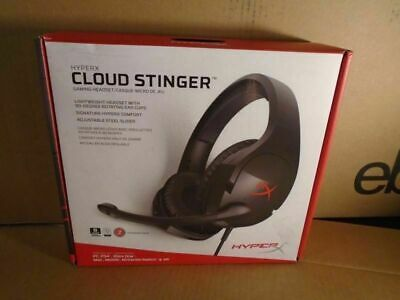 HyperX Cloud Stinger Wired Gaming Headset for PC PS4 Xbox One Switch Mobile