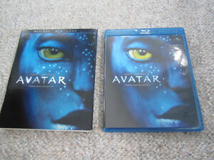 Avatar On Blu-Ray & DVD - With Slipcover London Ontario image 1