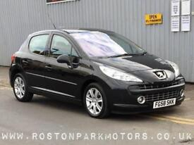 2008 PEUGEOT 207 1.6 HDi 110 Sport 5dr REDUCED PRICE